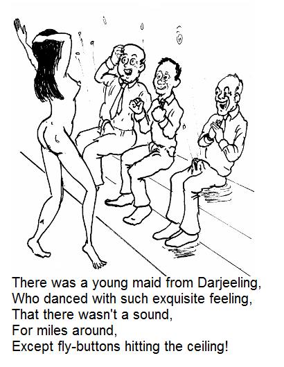 Maid from Darjeeling