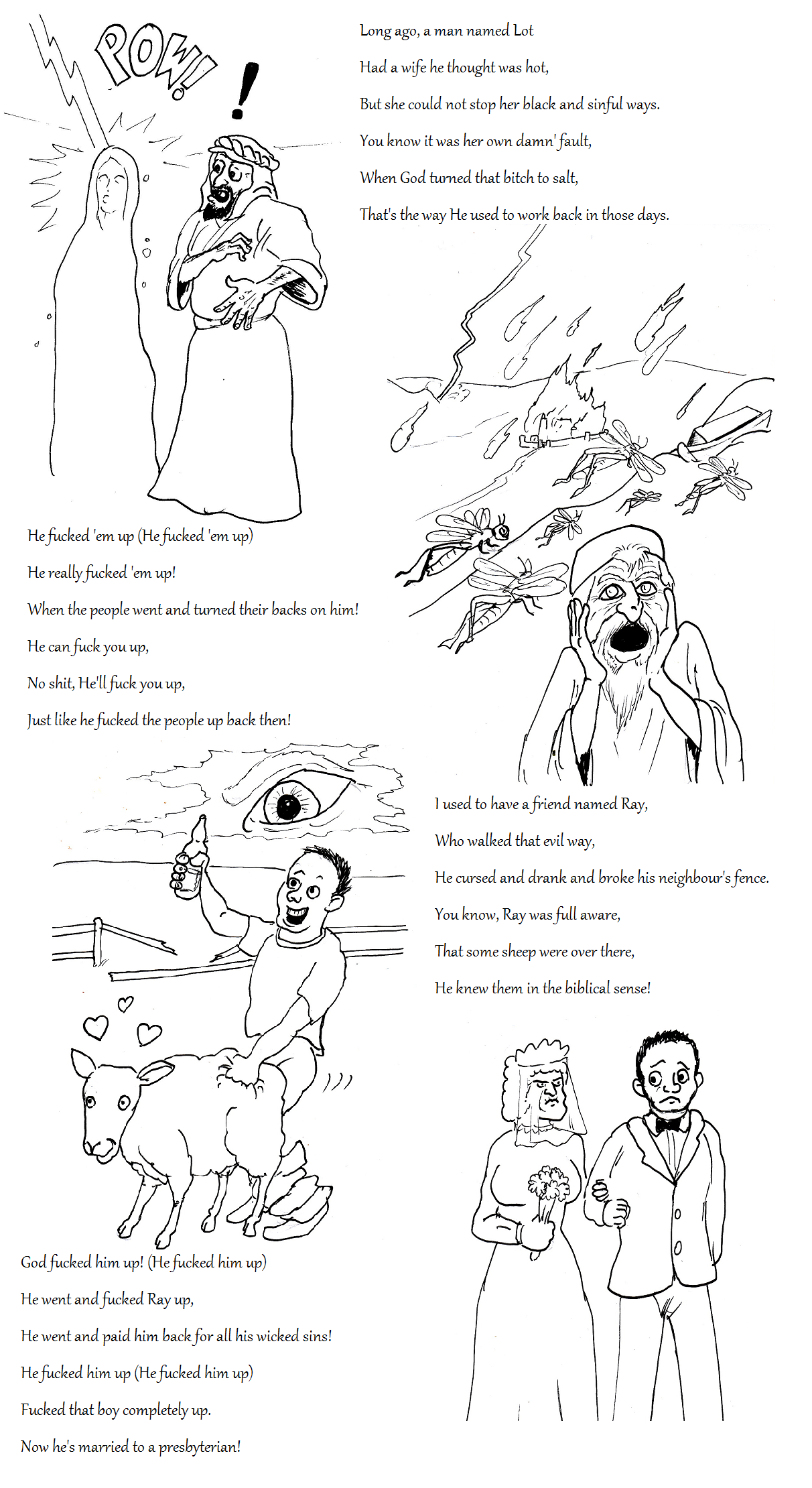 The Hand of the Almighty (Page 2)