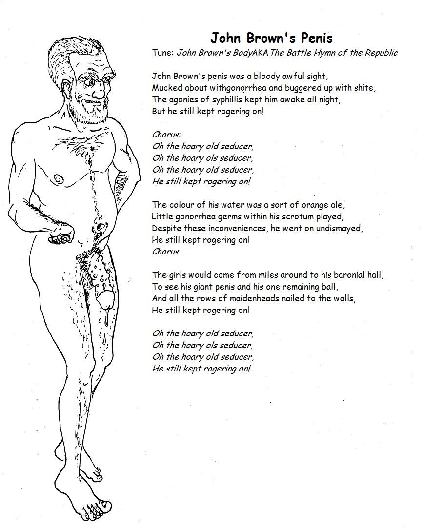 John Brown's Penis